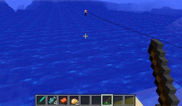 Cómo pescar en Minecraft