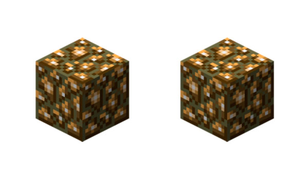 Piedra luminosa Minecraft