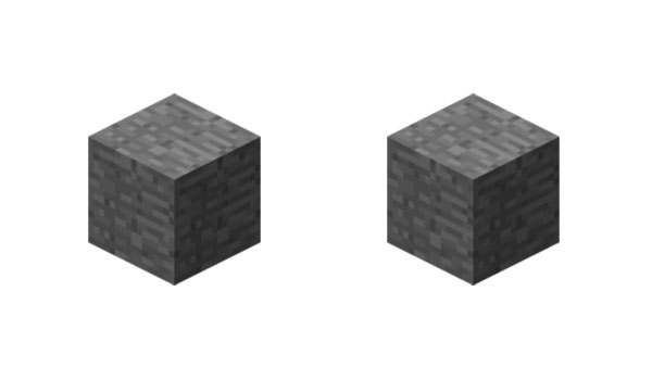 Piedra lisa Minecraft
