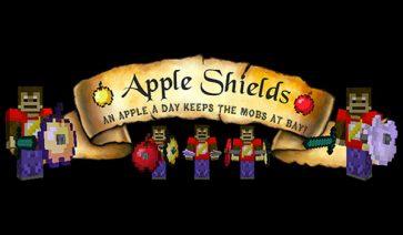 Apple Shields Mod para Minecraft 1.10 y 1.10.2