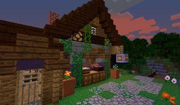 Druidry Mod para Minecraft 1.10 y 1.10.2