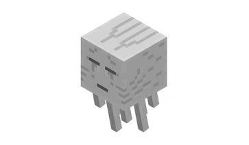 Ghast Minecraft