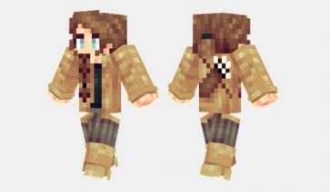 Katniss Everdeen Skin para Minecraft