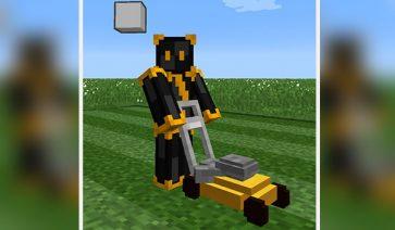 Lawnmower Mod para Minecraft 1.10 y 1.10.2