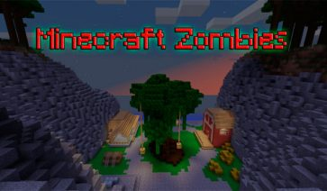 Minecraft Zombies Map para Minecraft 1.10