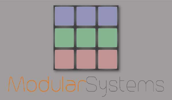 Modular Systems Mod para Minecraft 1.10.2