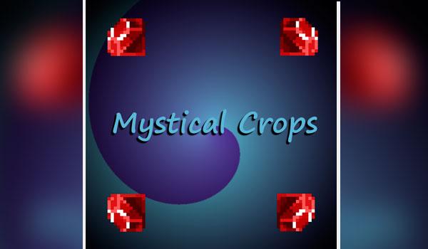 Mystical Crops Mod para Minecraft 1.10 y 1.10.2