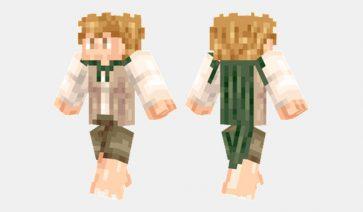 Samwise Gamgee Skin para Minecraft