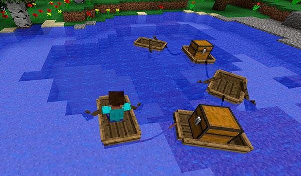 Boatifull Mod para Minecraft 1.10.2