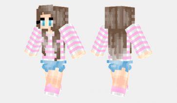 Genvieve Skin para Minecraft