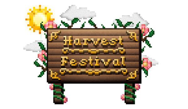 Harvest Festival Mod para Minecraft 1.10.2