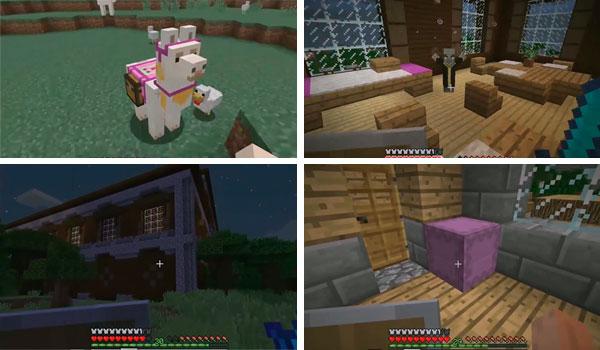 Spoiler Minecraft 1.11