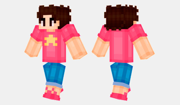 Steven Universe Skin para Minecraft