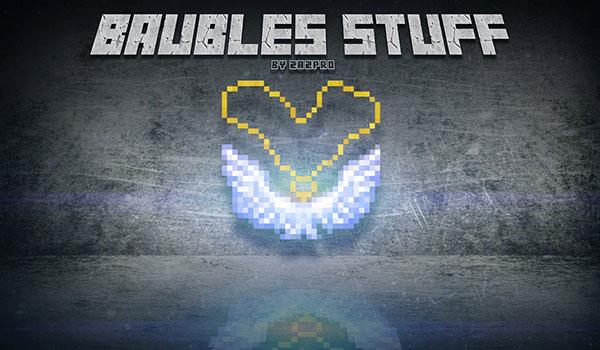 Baubles Stuff Mod para Minecraft 1.10 y 1.10.2
