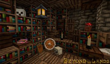Beyond The Lands Texture Pack para Minecraft 1.12 y 1.11