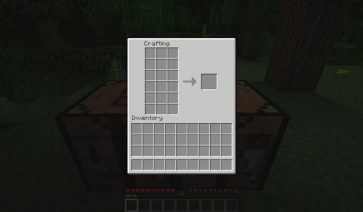 Extended Workbench Mod para Minecraft 1.10 y 1.10.2