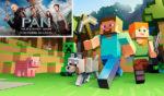 El guionista de Pan (Viaje a Nunca Jamás), creará el último boceto de la película de Minecraft.