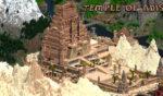 Más de 4 años entregados a la construcción de un increíble reino en Minecraft. Así es Kingdom Of Galekin.