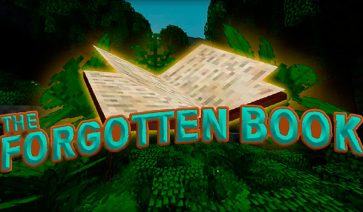 The Forgotten Book Map para Minecraft 1.11 y 1.10