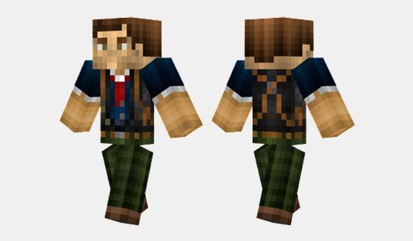 Booker Dewitt Skin para Minecraft