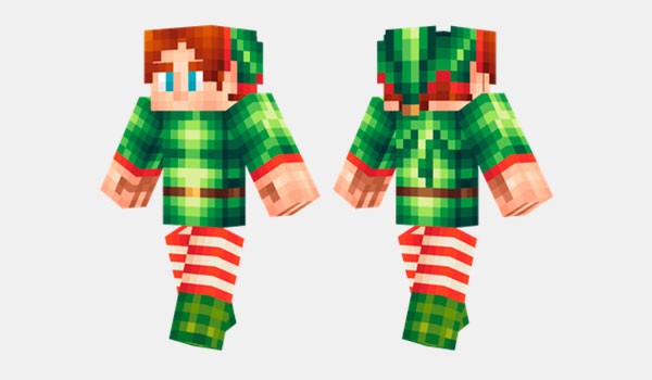 Elf Skin para Minecraft