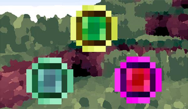 Experience Rings Mod para Minecraft 1.11