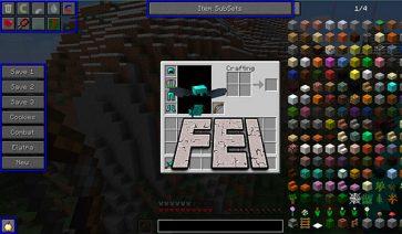 Forever Enough Items Mod para Minecraft 1.11 y 1.11.2