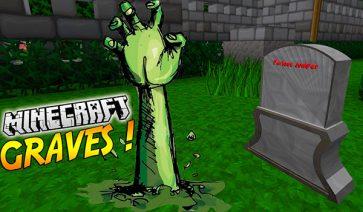 Graves Mod para Minecraft 1.11