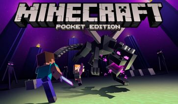 Minecraft 1.0.0 PE y Win 10 Edition – The Ender Update