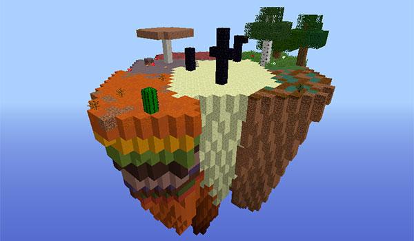 Terrain Crystals Mod para Minecraft 1.11