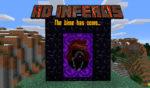 Ad Inferos Mod para Minecraft 1.11 y 1.11.2