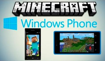 Microsoft deja de actualizar Minecraft Pocket Edition en Windows Phone