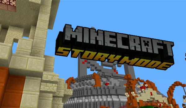 Minecraft Story Mode Map