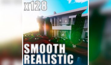 Smooth Realistic Texture Pack para Minecraft 1.13 y 1.12