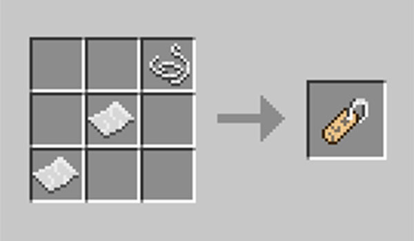 Craftable Name Tags Mod para Minecraft 1.11.2