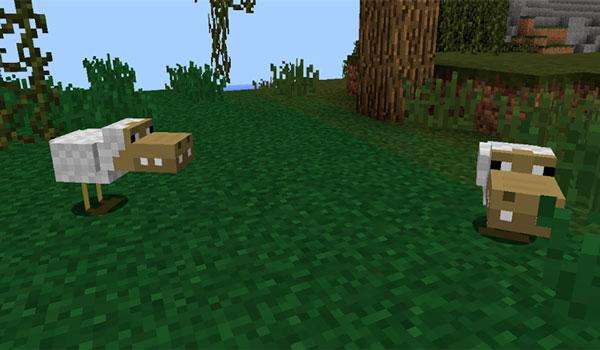 Crocoducks Mod para Minecraft 1.11