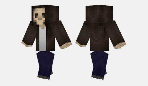 Grim Reaper Skin para Minecraft
