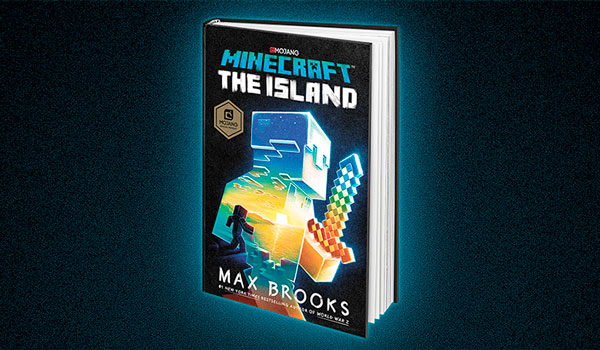 La novela oficial Minecraft: The Island ya tiene portada