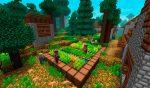 Radiant Pixels Texture Pack para Minecraft 1.12 y 1.11