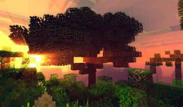 Ancient Trees Mod para Minecraft 1.11.2