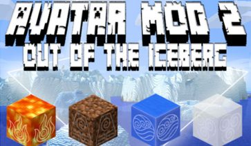Avatar: Out of the Iceberg Mod para Minecraft 1.11 y 1.11.2