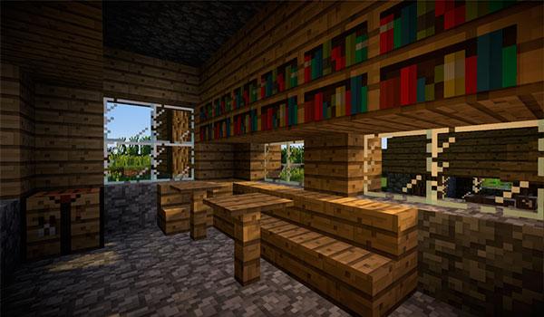 BitBetter Texture Pack para Minecraft 1.11