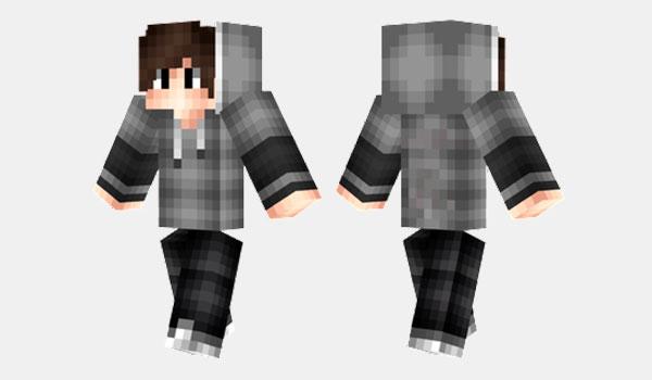 Iron Miner Skin para Minecraft