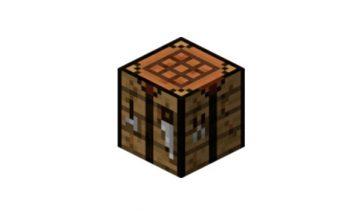 Cómo hacer una mesa de crafteo en Minecraft