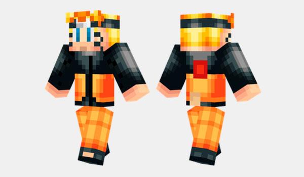 Naruto Skin para Minecraft