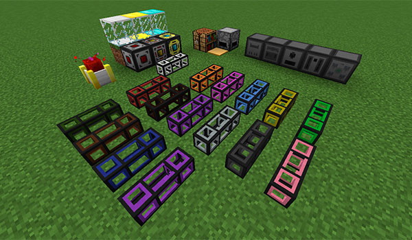 NeoTech Mod para Minecraft 1.11.2