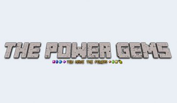The Power Gems Mod para Minecraft 1.11