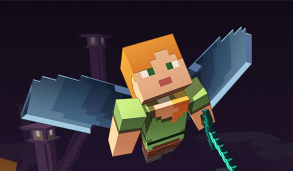 Cómo volar en Minecraft