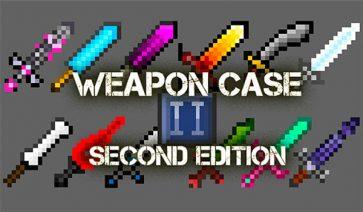 Weapon Case Loot Mod para Minecraft 1.11.2