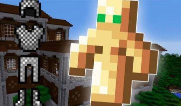 Craftable Totem And ChainMail Armor Mod para Minecraft 1.11.2